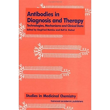 Antibodies In Diagnosis And Therapy Studies In Medicinal Chemistry Series, New Book (9789057023101)