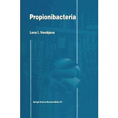 Propionibacteria, New Book (9789048152919)