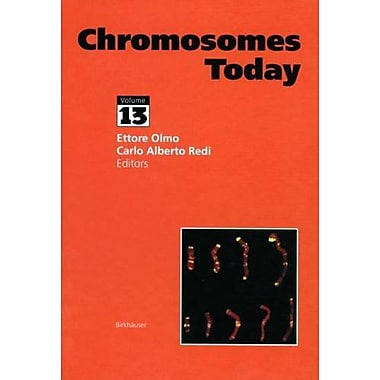 Chromosomes Today, New Book (9783764357993)
