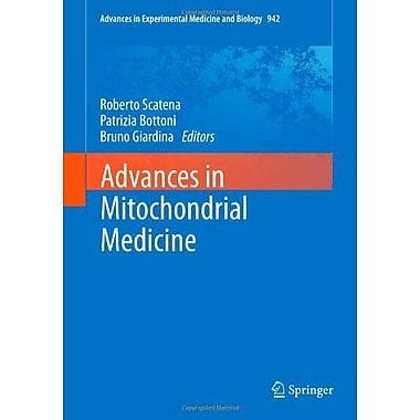 Advances In Mitochondrial Medicine Advances In Experimental Medicine And Biology, New Book (9789400728684)