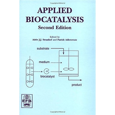 Applied Biocatalysis, New Book (9789058230232)