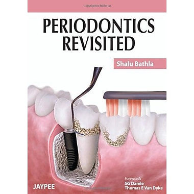 Periodontics Revisited, New Book (9789350253670)