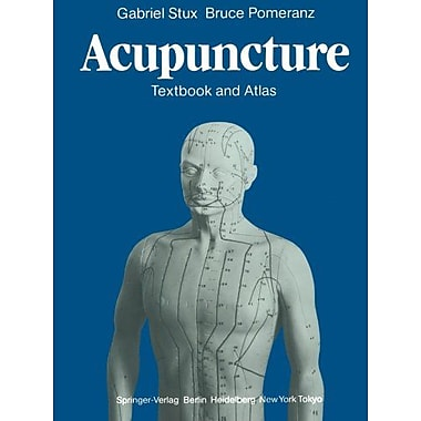 Acupuncture Textbook And Atlas, New Book (9783642717444)