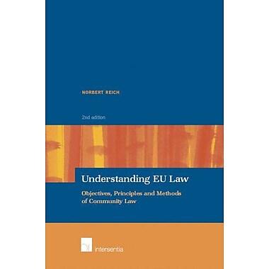 Understanding Eu Law Second Edition, New Book (9789050954655)