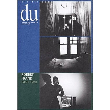 Robert Frank Du Part Two, New Book (9783908247685)