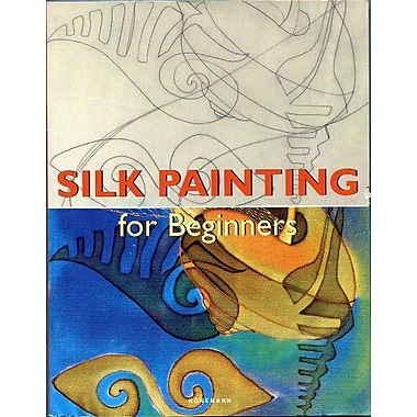 Silk Painting Fine Arts For Beginners, New Book (9783829061001)