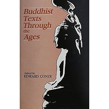 Buddhist Texts Through The Ages, New Book (9788121505741)