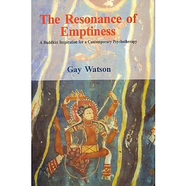The Resonance Of Emptiness A Buddhist Inspiration For A Contemporary Psychotherapy, New Book (9788120818088)