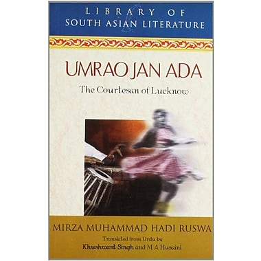 Umrao Jan Ada The Courtesan Of Lucknow, New Book (9788122203936)