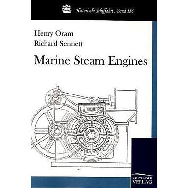 Marine Steam Engines Historische Schiffahrt, New Book (9783861954590)