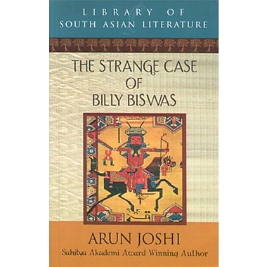 The Strange Case Of Billy Biswas Library Of South Asian Literature, New Book (9788122204674)