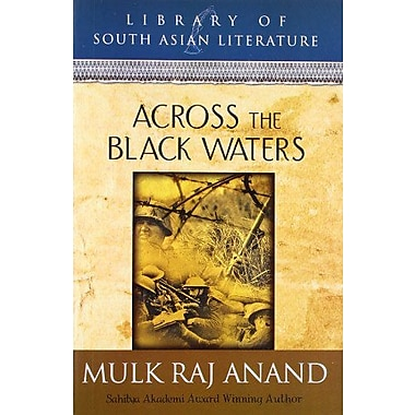 Across The Black Waters, New Book (9788122202588)
