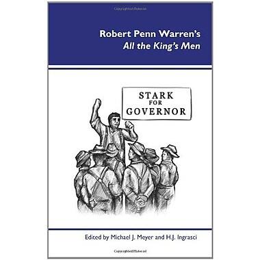 Robert Penn Warrens All The Kings Men Dialogue, New Book (9789042034969)