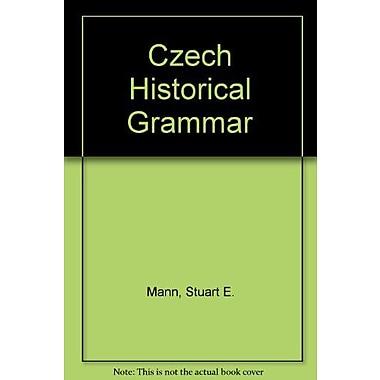 Czech Historical Grammar, New Book (9783871182617)