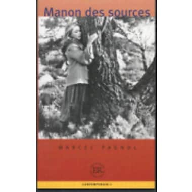 Manon Des Sources French Edition, New Book (9788723904249)