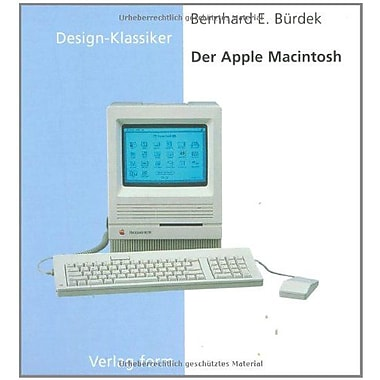Der Apple-Macintosh Design-Klassiker Dt Birkhauser German Edition, New Book (9783764367794)
