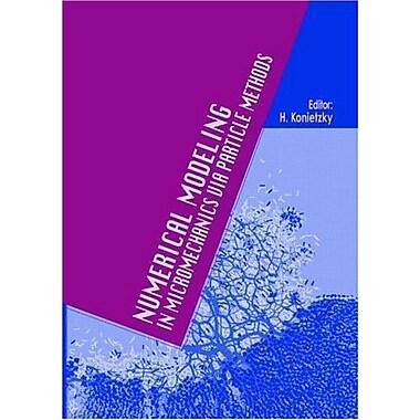 Numerical Modeling In Micromechanics Via, New Book (9789058095329)