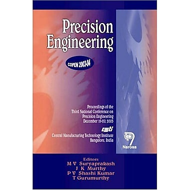Precision Engineering, New Book (9788173195907)