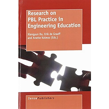 Research On Pbl Practice In Engineering Education, New Book (9789087909307)