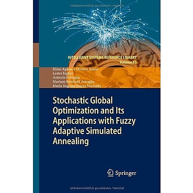 Stochastic Global Optimization And Its Applications, Used Book (9783642274787)