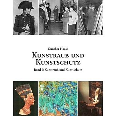 Kunstraub Und Kunstschutz Band I German Edition, New Book (9783833489754)