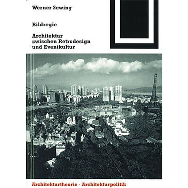 Bildregie Bauwelt Fundamente German Edition, New Book (9783764369040)