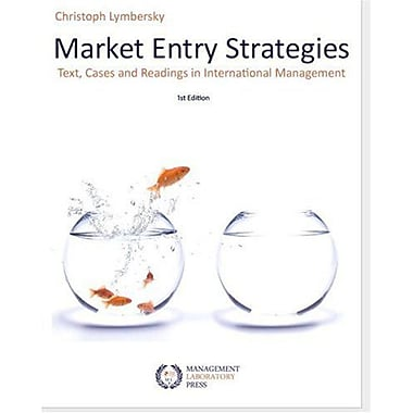 Market Entry Strategies, New Book (9783981216202)