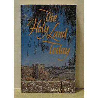 Holy Land Today, New Book (9783872096104)