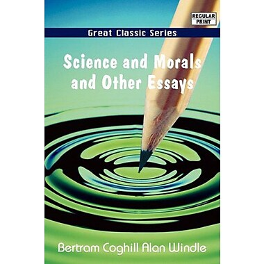Science And Morals And Other Essays, New Book (9788132046172)