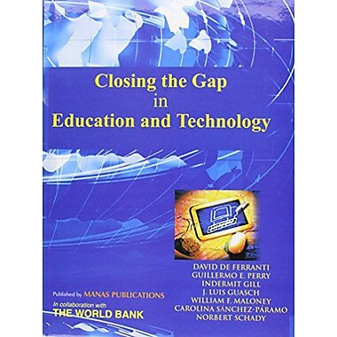 Closing The Gap In Education Amp Technology, New Book (9788170492511)