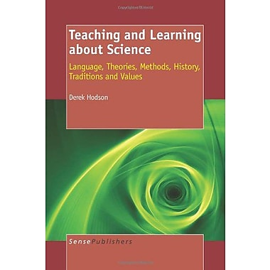 Teaching And Learning About Science, New Book (9789460910517)