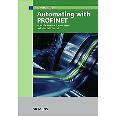 Automating With Profinet, New Book (9783895782565)