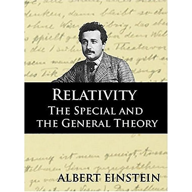 Relativity The Special And The General Theory, New Book (9789562912884)