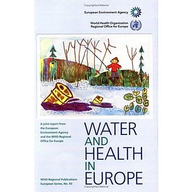 Water And Health In Europe Who Regional Publications European, New Book (9789289013604)