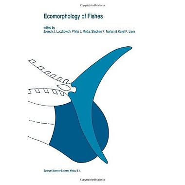 Ecomorphology Of Fishes Developments In Environmental Biology Of Fishes, New Book (9789048146208)
