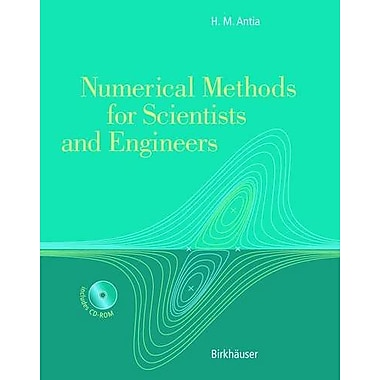 Numerical Methods For Scientists And Engineers, New Book (9783764367152)