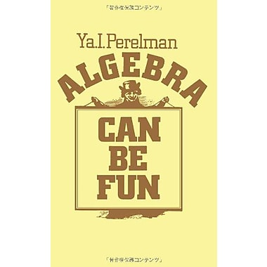Algebra Can Be Fun, New Book (9784871877107)