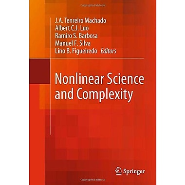 Nonlinear Science And Complexity, New Book (9789048198832)