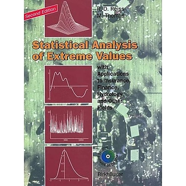 Statistical Analysis Of Extreme Values With Applications To Insurance Finance Hydrology And Other Fiel, New Book (9783764364878)
