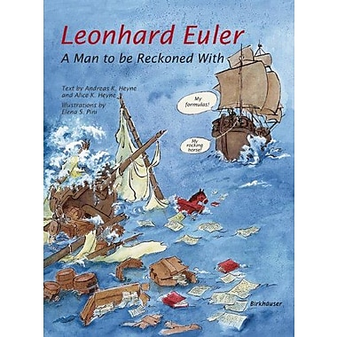 Leonhard Euler A Man To Be Reckoned With, New Book (9783764383329)