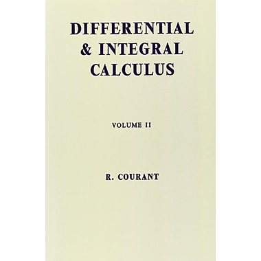 Differential And Integral Calculus Vol 2, New Book (9784871878357)