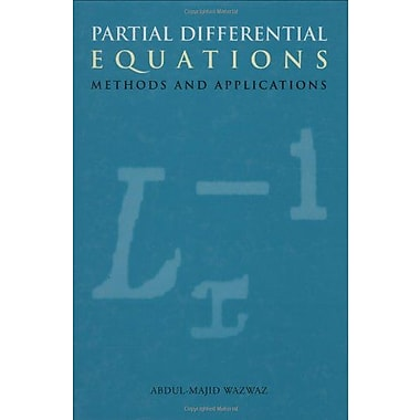Partial Differential Equations, New Book (9789058093691)