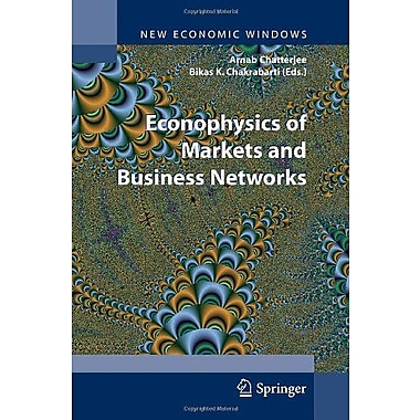 Econophysics Of Markets And Business Networks New Economic Windows, New Book (9788847006645)