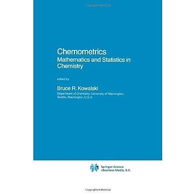 Chemometrics Mathematics And Statistics In Chemistry Nato Science Series C, New Book (9789048184071)