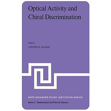 Optical Activity And Chiral Discrimination Nato Science Series C, New Book (9789048183555)