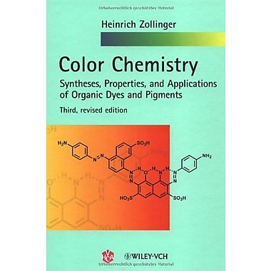 Color Chemistry 3Rd Edition, New Book (9783906390239)