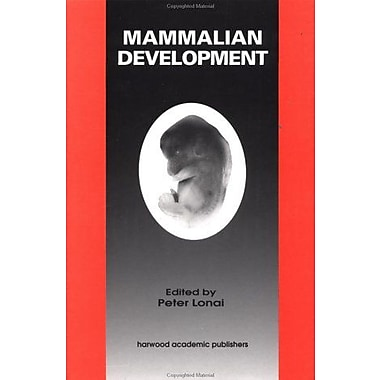 Mammalian Development, New Book (9783718658626)