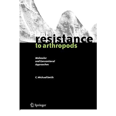 Plant Resistance To Arthropods Molecular And Conventional Approaches, New Book (9789048169344)