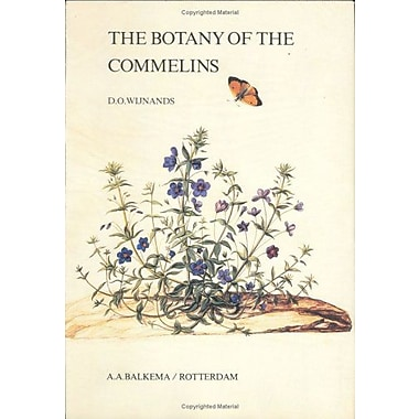 The Botany Of The Commelins, New Book (9789061912620)
