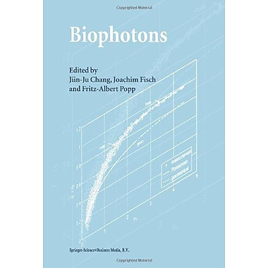 Biophotons, New Book (9789048150335)